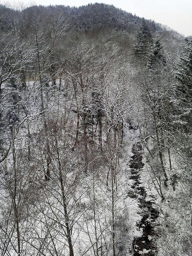 雪の湯西川2