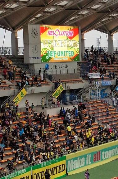 第3節 横浜FC戦